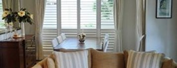 Infinity Plantation Shutters
