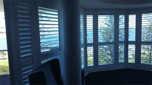 Infinity Shutters on the Gold Coast #1  | K&B Security Doors And Screens